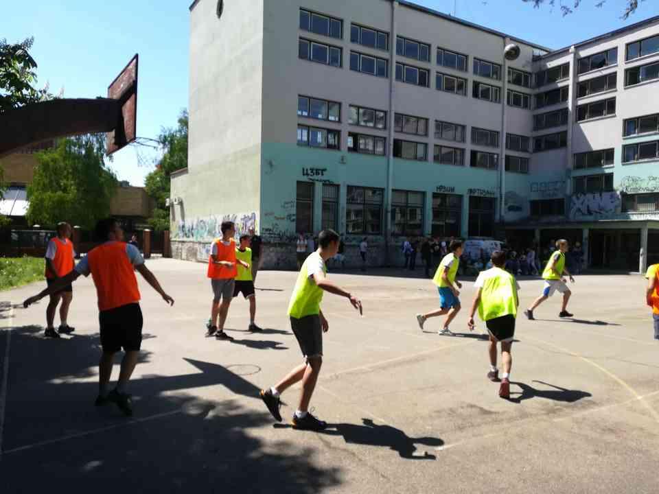 Кошаркашки турнир одељења јагодинске гимназије школске 2017-18. године - слика 6