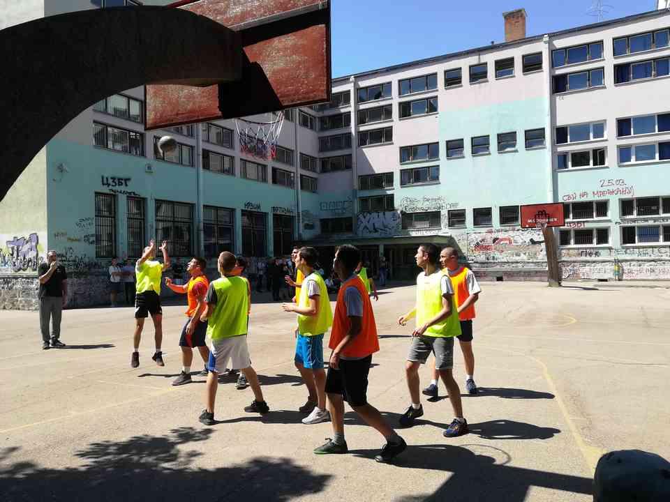 Кошаркашки турнир одељења јагодинске гимназије школске 2017-18. године - слика 7