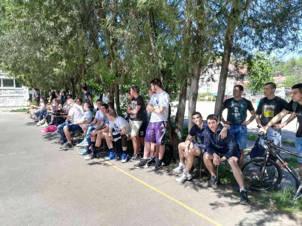 Кошаркашки турнир одељења јагодинске гимназије школске 2017-18. године - слика 8