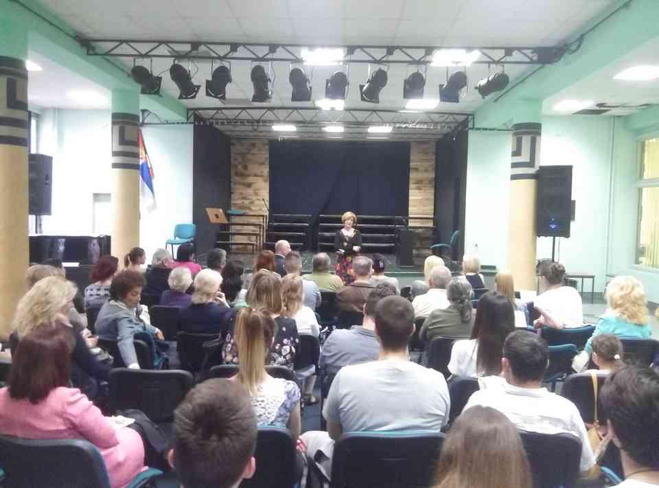 Вече соло певања ученика јагодинске гимназије и музичке школе Владимир Ђорђевић из Јагодине - слика 6