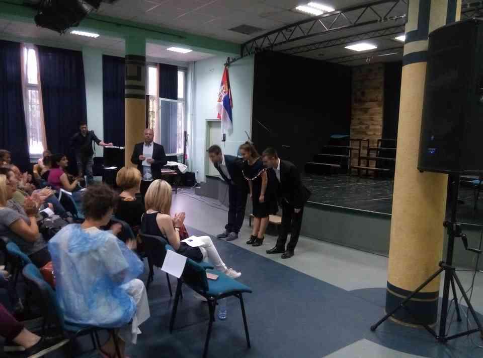 Veče solo pevanja učenika jagodinske gimnazije i muzičke škole Vladimir Đorđević iz Jagodine - slika 10