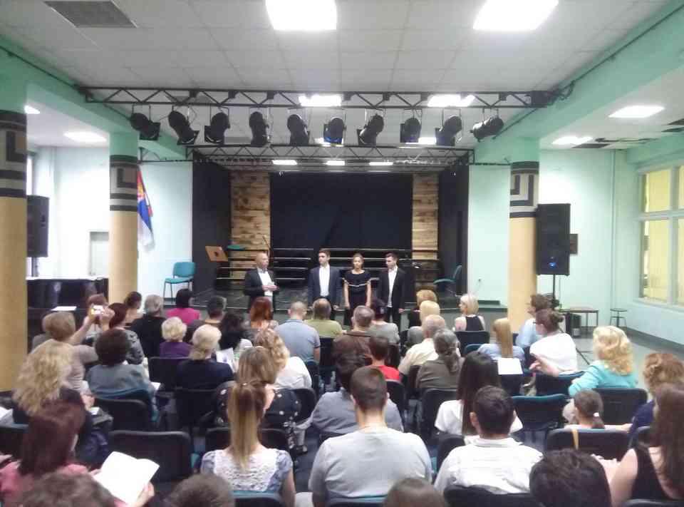 Вече соло певања ученика јагодинске гимназије и музичке школе Владимир Ђорђевић из Јагодине - слика 12