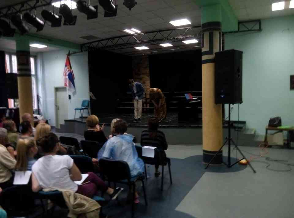 Veče solo pevanja učenika jagodinske gimnazije i muzičke škole Vladimir Đorđević iz Jagodine - slika 13