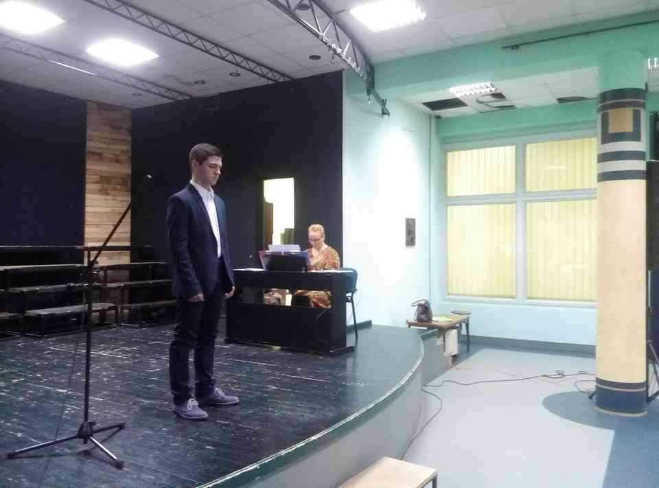 Veče solo pevanja učenika jagodinske gimnazije i muzičke škole Vladimir Đorđević iz Jagodine - slika 28