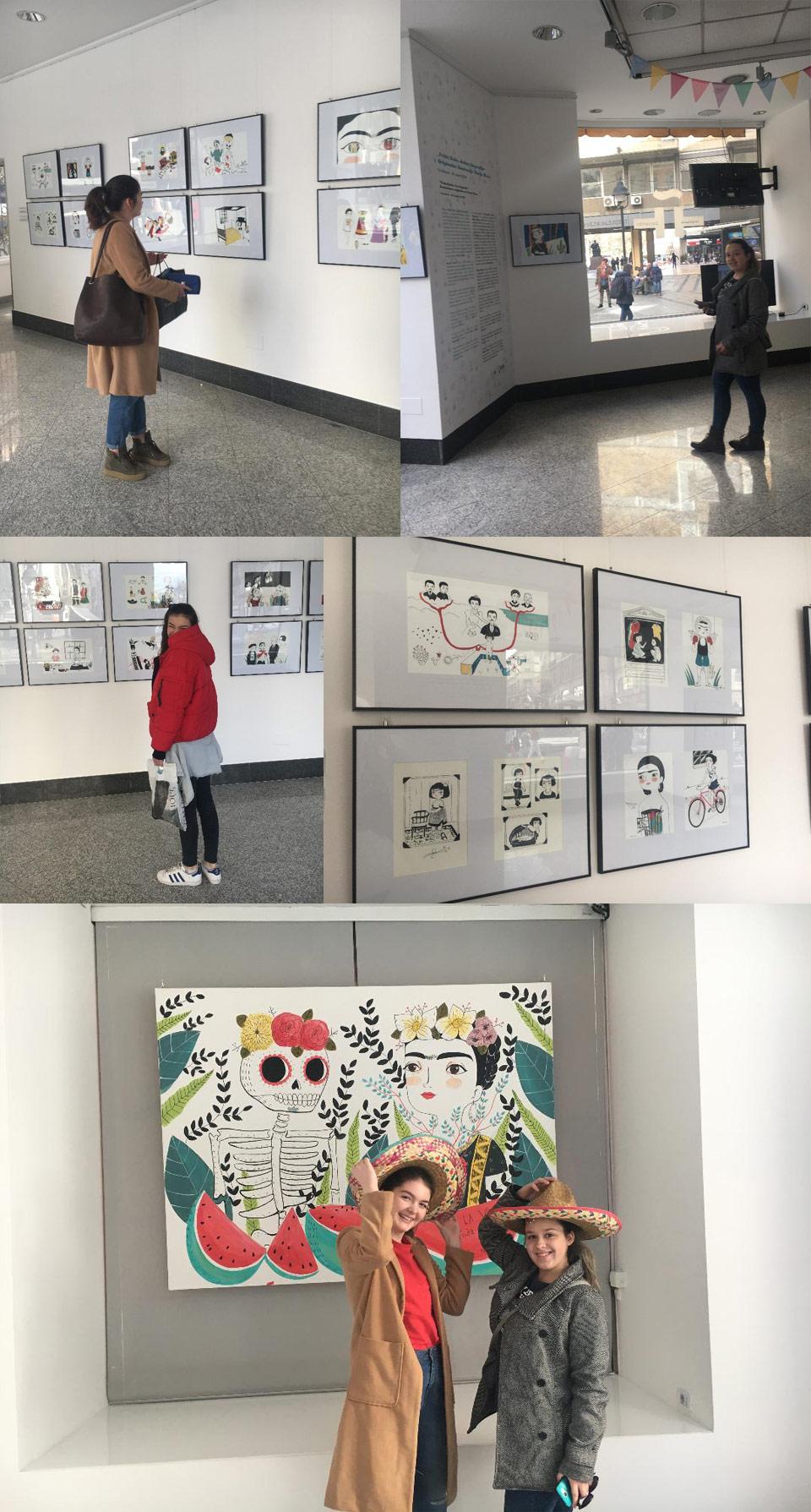 Galerija-Instituta-Servantes-i-izložba-ilustracija-španske-umetnice-María-Hesse