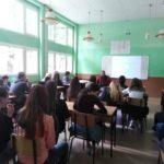 Предавање за ученике наше школеу организацији Центра за самостални живот ООСИ - слика 1