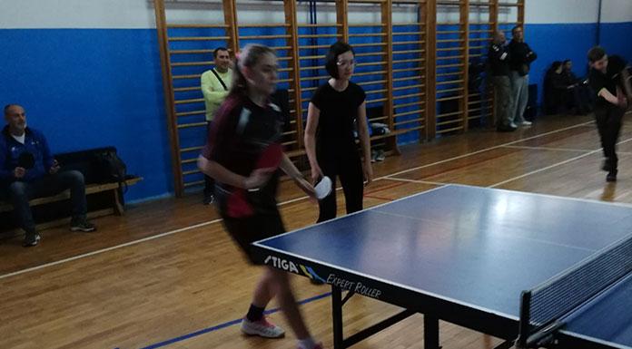 ученице наше школе Александра Крстић (одељење III-2) и Неда Ивановић (одељење III-1)