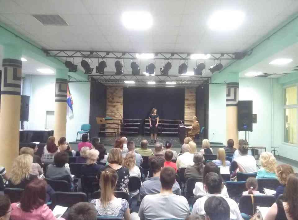 Вече соло певања ученика јагодинске гимназије и музичке школе Владимир Ђорђевић из Јагодине - слика 22