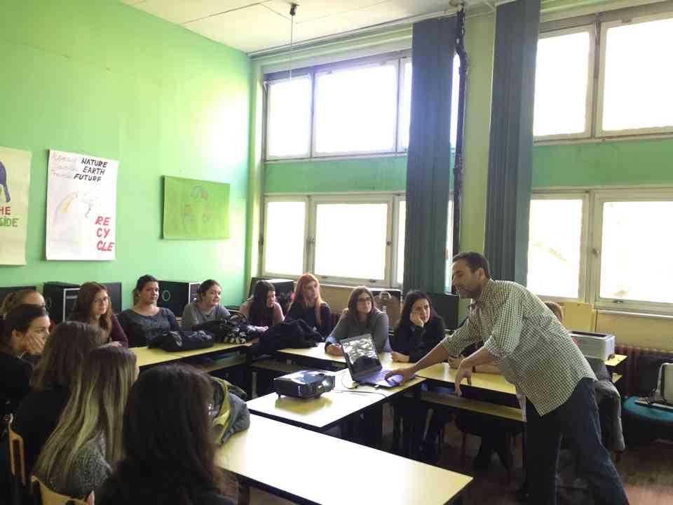 Гоставање професора Хесуса Гонсалеса Переза (Jesús González Pérez) из школе Местер (Mester) из Саламанке - сл. 4
